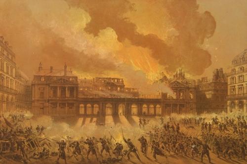 Histoire d'un lieu : le Palais-Royal
